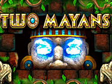 Игровой аппарат Два Майя в казино Адмирал