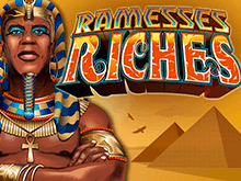 Богатство Рамзеса – игра с бонусом